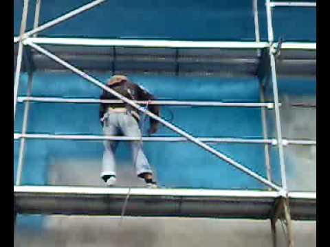 Malowanie agregatem marki Titan 440 i