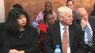 Watch UK Trade Delegation Visits Nigeria Trade and Investment Ministry