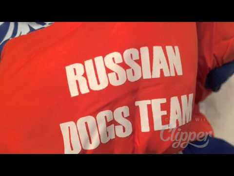 Зимний комбинезон для собак LimSPORT «Sport Russia» VIP-DOG.COM