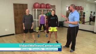 Body Weighted Squats Vidant Wellness Center Expert Advice