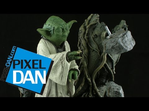 Kotobukiya Star Wars ArtFX ESB Yoda 1/7 Scale Statue Review