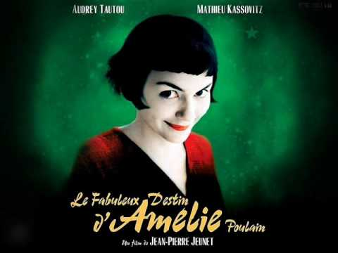 Amelie - Comptine d'un Autre Été (piano with cello and violins) Music Videos