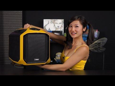Corsair 380T Mini ITX PC Case Review: Hornet Edition (Bzzzz)