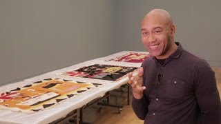 Gus Casely-Hayford on Fante Asafo Flags | Artist & Empire | Tate