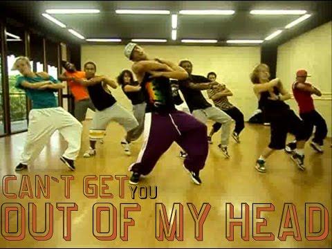 CAN`T GET YOU OUT OF MY HEAD - KYLIE MINOGUE | Cia. Nós Da Rua | Choreographed by Rafa Santos