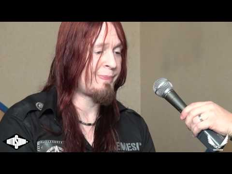 Michael Amott von Arch Enemy im Interview