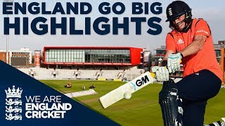 England Go Big In Manchester | England v New Zealand Only IT20 2015: Highlights