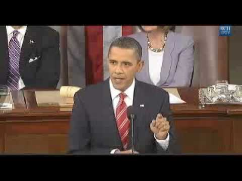 Obama's State Of The Union- Full Speech