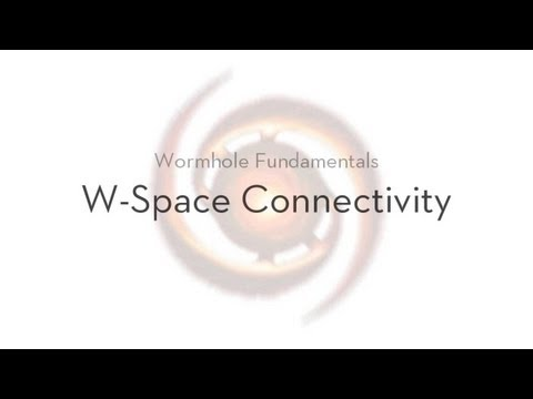EVE Online Wormhole Fundamentals - W-Space Connectivity (Ep. 7)
