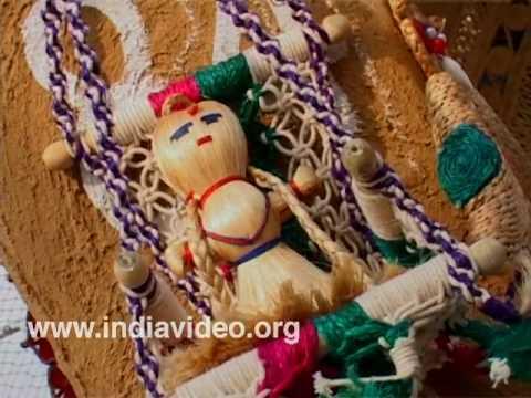 Handicrafts India Wikipedia Handicraft Jute Products India