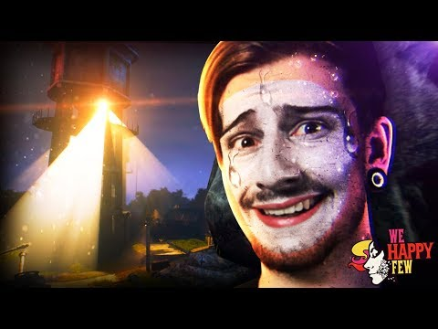 YEAH.. THERE'S NO JOY TO BE HAD HERE.    We Happy Few (Part 3) thumbnail