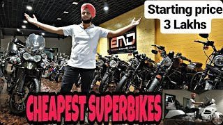Second Hand SuperBikes For Sale Harley, Ducati,Triump, Hayabusa|Best Place to Buy Superbike in Delhi