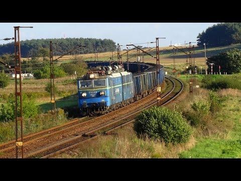 Pociągi towarowe i osobowe na miejscówkach w okolicach Gogolina