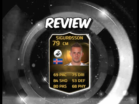 Fifa 15 inform Gylfi Sigurdsson review.