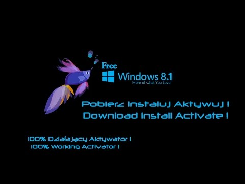 Windows 8 1 Jak Pobrać Zainstalować I Aktywować, How To Download Install And Activate.