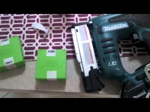 Makita 18v pin nailer / nail gun LXTP01Z