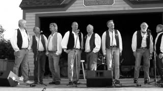 The Yarmouth Shantymen - Cape Cod Girls (with Lyrics)