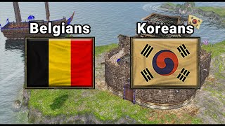 Belgians and Koreans Release Trailer | Wars of Liberty