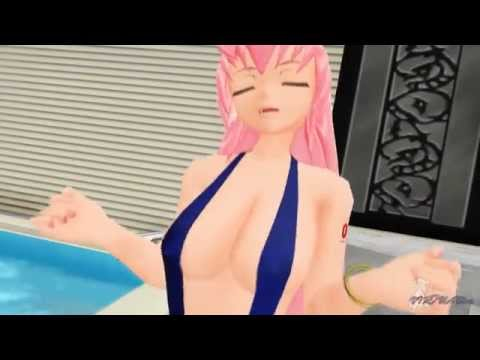 Scenes, Previews,Tests and Remade Projects  【MMD】