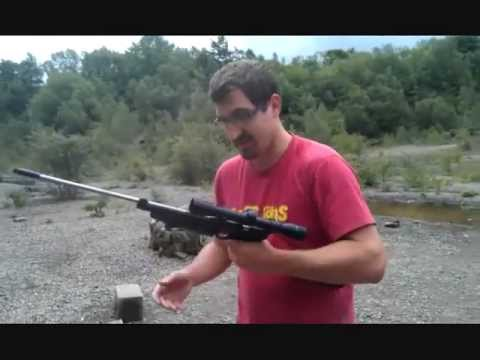 Crosman 1377 Modding Project - The 1322 Rifle - PART 1