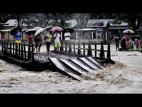 Assam Flood crisis : Fresh alert for next 48 hours