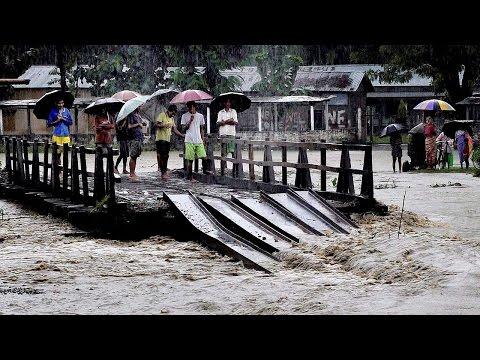 Assam Flood crisis : Fresh alert for next 48 hours