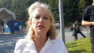 Bilderberg-Protest 2015, Kritische Psychologin spricht Tacheles