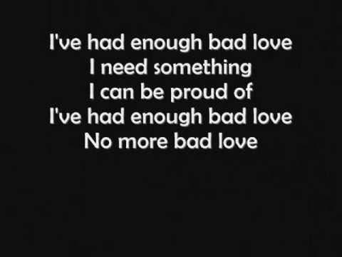 Clapton, Eric - Bad Love