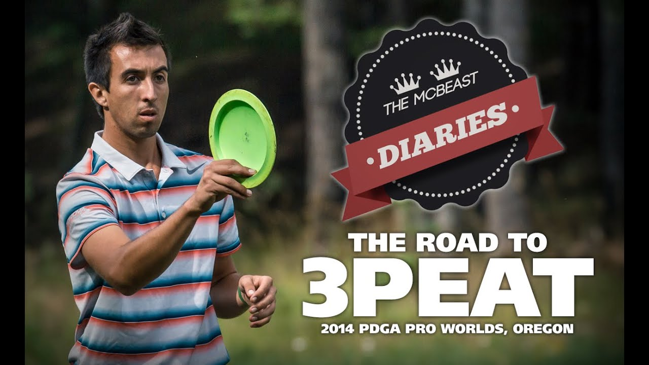 Paul McBeth does it again! Follow the McBeast's journey through the 2014 Disc Golf Pro Worlds in Portland, Oregon from preparation to execution in the latest...