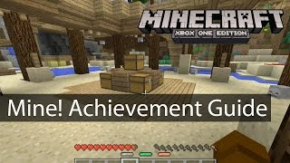 "Minecraft: Battle Mode ""Mine!"" Achievement Guide"