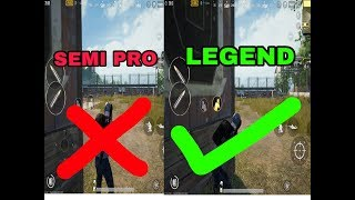 6 ADVANCE TIPS TO BECOME PRO |PUBG MOBILE TIPS AND TRICKS