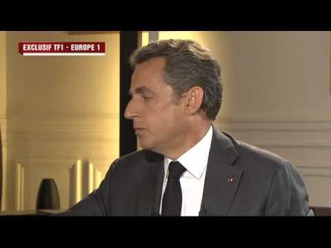 EXTRAIT - Nicolas Sarkozy :