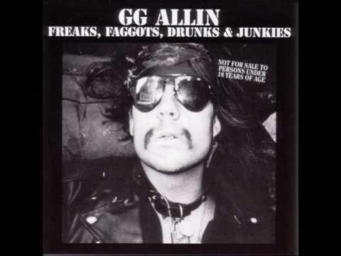 Gg Allin - Caroline Sue