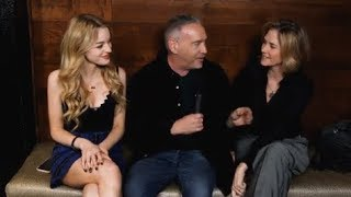 Olivia Rose Keegan and Kassie DePaiva Interview - Day of Days 2018