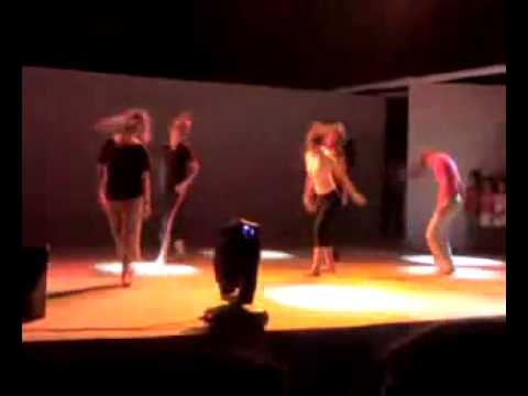 Amazing Dance On Tere Ishq Nachaya video