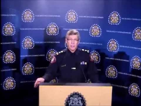 Chief Hanson's Update on Officer Involved Shooting