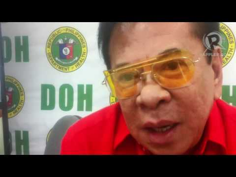 Chavit Singson's conflicted partnership with DOH and BIR