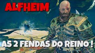 2 FENDAS DE ALFHEIM - GOD OF WAR