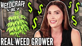 Weed Grower Builds An Empire In Weedcraft • Professionals Play