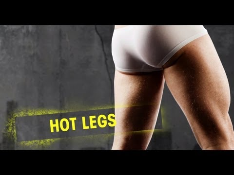 Hot Legs - Best Legs Workout Routine