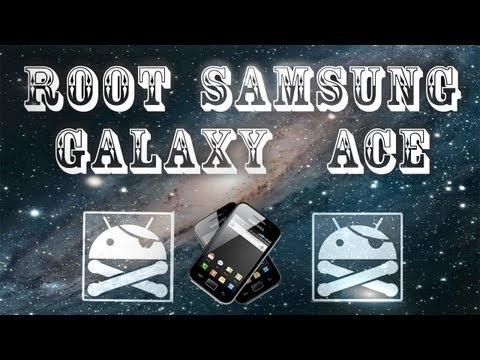 TUTORIAL:'Root Full Samsung Galaxy ACE S5830'
