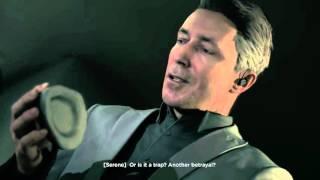 Quantum Break Junction 4 Control / Surrender Gameplay HD