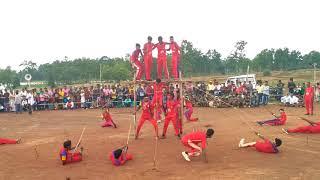 Muharram Akhada competition Gendro