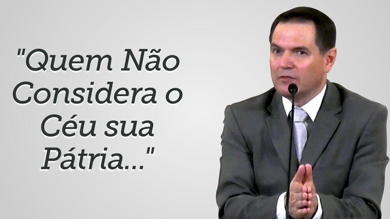 """""""Quem Não Considera o Céu sua Pátria..."""" - Sérgio Lima"""