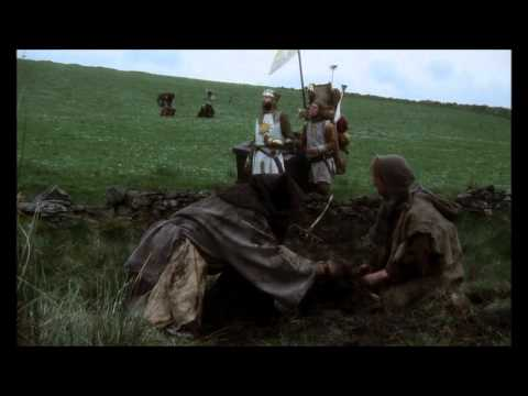 Monty Python And The Holy Grail (lady Of The Lake) video