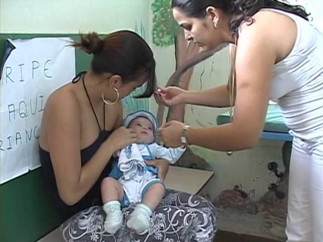 Campanha Nacional de Vacinação contra o sarampo e a paralisia infantil começa no dia 8 de novembro