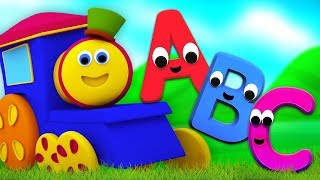 Learning Alphabets |  Bob the Train Learning Videos For Children | Kids Cartoons