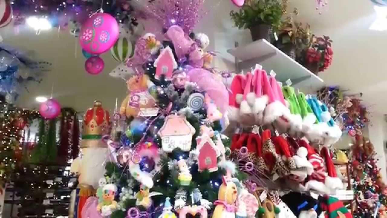Varias ideas para decorar el arbol de navidad dulces 2015 for Ideas para decorar el arbol de navidad