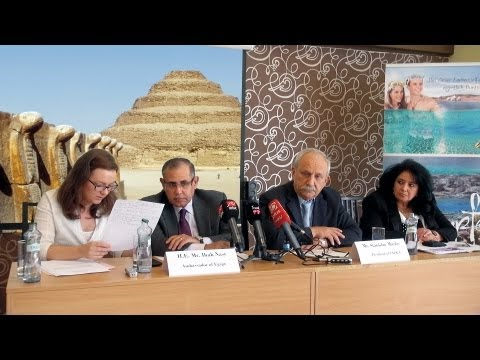 Egypt Tourism Today - Travel Channel Slovakia