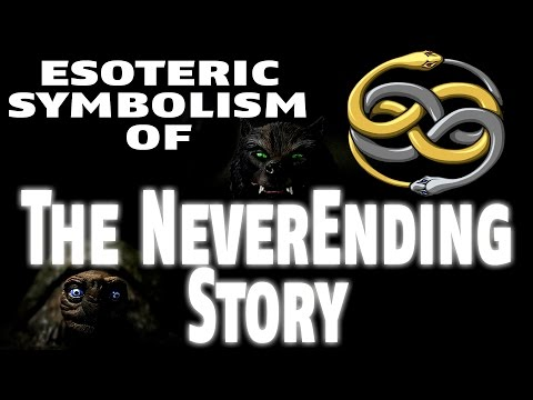Esoteric Spiritual Symbolism of The NeverEnding Story ▶️️